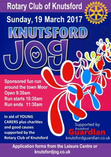 Knutsford Rotary Annual Charity Jog