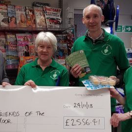 Funding Boost from Co-Op