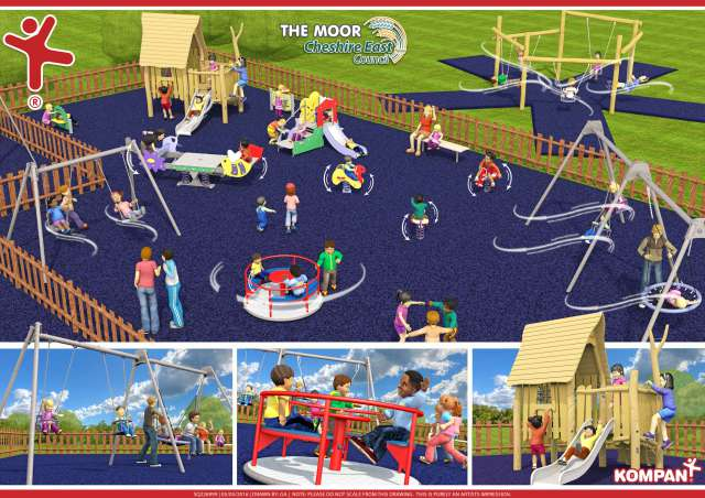 Improved Play Area for 2016